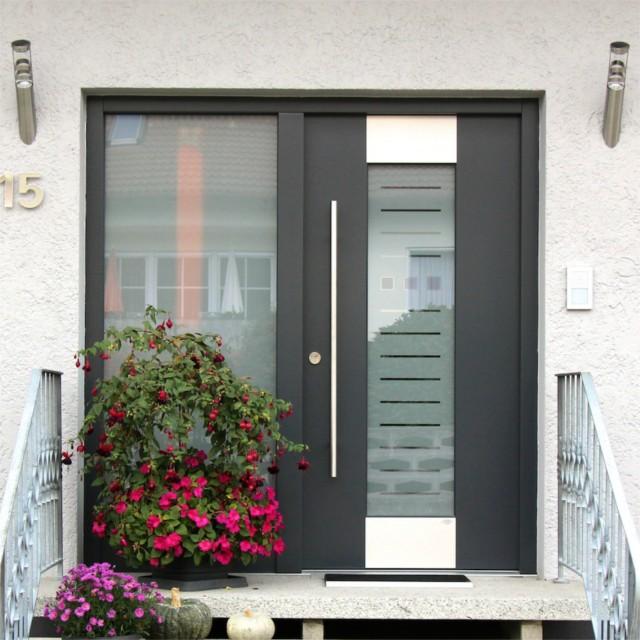 Haustüren modern glas  Aktuelles aus dem Türenwerk Westner - Türen Westner in Denkendorf